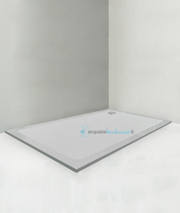 Vendita piatto doccia 100x160 cm altezza 4 cm