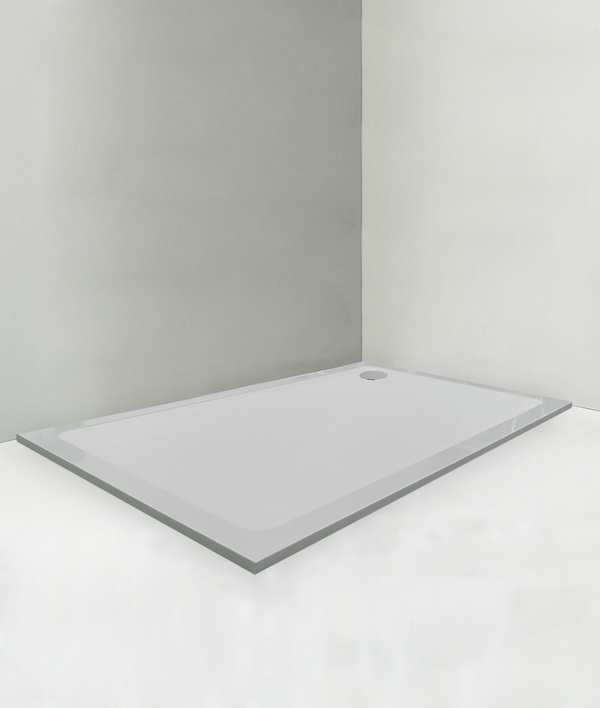 Piatto doccia 70x130 cm altezza 2 cm