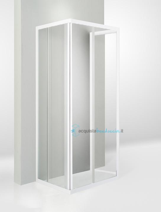 Box Doccia Cristallo Costo : Vendita box doccia lati porta scorrevole cm