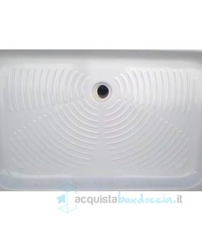 Piatto Doccia 80 X 140 Prezzi.Vendita Piatto Doccia 80x140 Cm Altezza 11 Cm In Ceramica