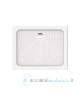 Prezzo Piatto Doccia 70x70.Piatto Doccia 70x70 Cm Altezza 11 Cm In Ceramica