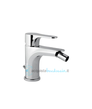 miscelatore monocomando bidet con scarico pop-up spring sp30