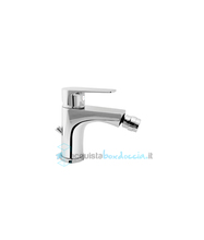 miscelatore monocomando bidet con scarico pop-up summer sr30
