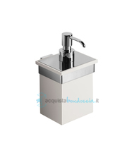dispenser in cristallo acrilico art. cubic 3c.10 serie la progetto