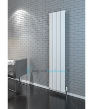 termoarredo in alluminio 1800x375 mm bianco interasse 375 mm modello cunda - linea super power