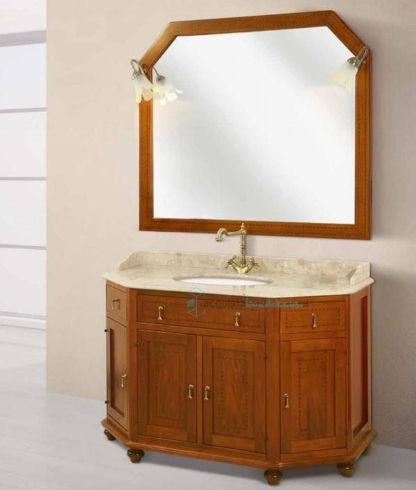 Vendita mobile bagno e lavabo sottopiano linea stuart ...