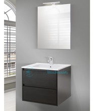 mobile bagno linea clever 61 cm - global trade - cod. clever61.u.cer/00