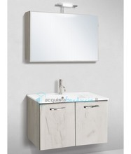 mobile bagno linea slim 71 cm - global trade - cod. slim71.2a.p.res/00