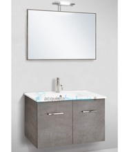 mobile bagno linea slim 71 cm - global trade - cod. slim71.2a.res/00
