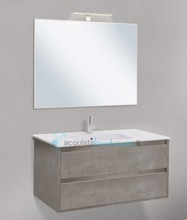 mobile bagno linea nail 91 cm - global trade - cod. na91/00