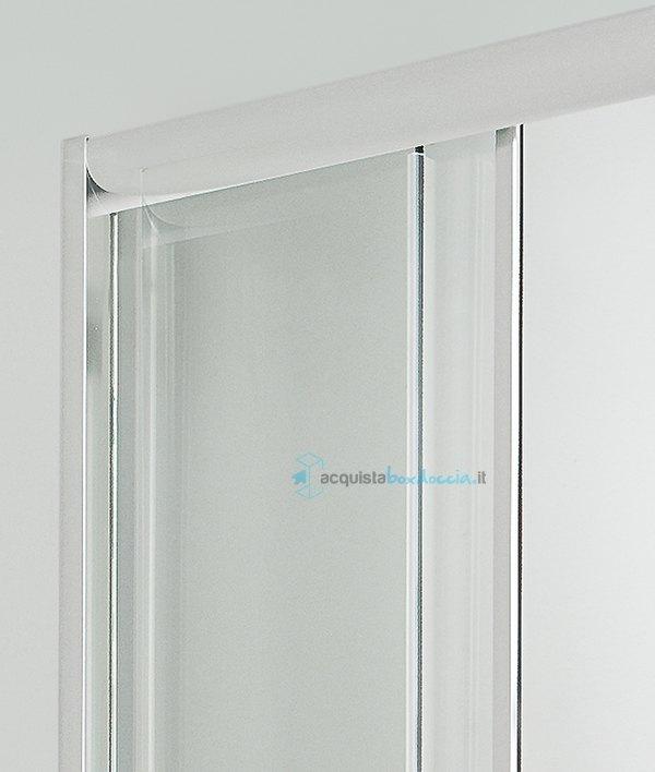 Vendita box doccia angolare porta scorrevole 60x120 cm for Porta finestra scorrevole 120 cm